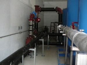 Industrial Water Treament Facility